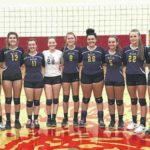 McClain Lady Tigers win Spike and Dig tournament hosted by Hillsboro Lady Indians