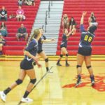 McClain Lady Tigers volleyball travels to Southeastern for tri match