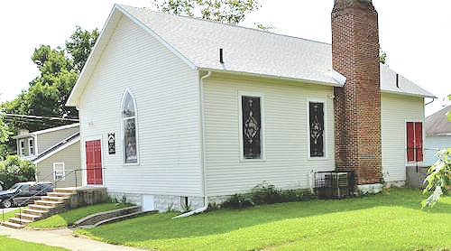 The Shorter Chapel AME Chuch in Greenfield will celebrate 177 years with a special service this Sunday.