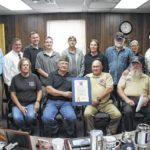 Commissioners declare POW/MIA day, Special Olympics Day