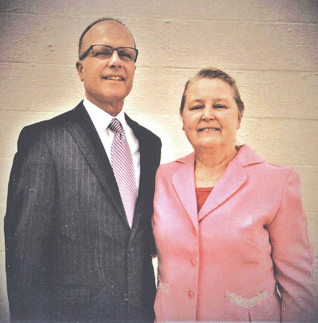 The Rev. John and Sonja Worley will celebrate 35 years at TouchPoint Pentacostals on Sunday, Nov. 5.