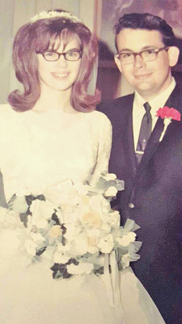 Jeff and Marj Parr will celebrate their 50th wedding anniversary from 2-4 p.m. Saturday, Nov. 11 at the Trinity CU Multi-Purpose Building, 1200 N. Washington St., Greenfield.