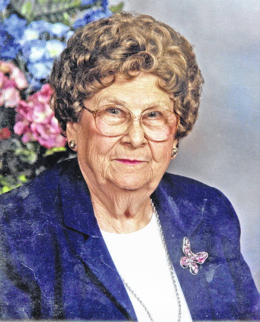 Dorothy Shanks, who passed away Oct. 27 at age 101, left a will remembering a number of local churches and organizations that were important to her and her late husband, Robert.