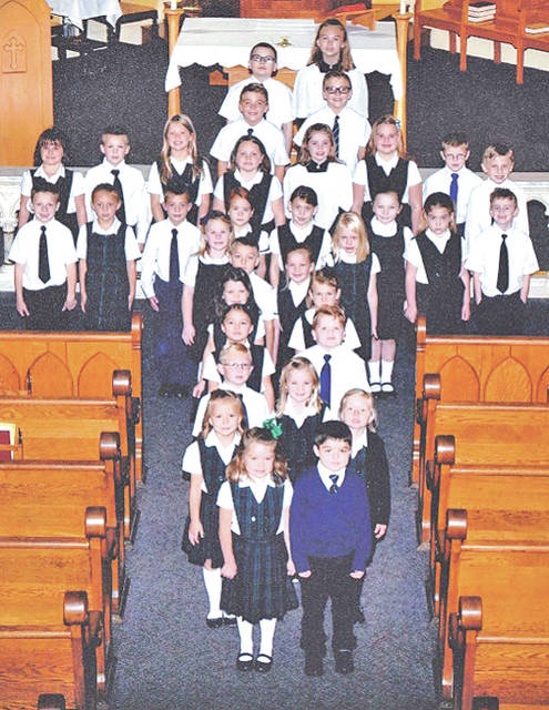 St. Mary Catholic School in Hillsboro will celebrate Catholic Schools Week from Jan. 27 through Feb. 2.