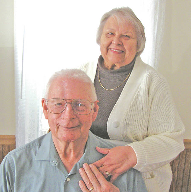 Ken and Marcie Grooms will celebrate their 50th wedding anniversary with an open house from 2-5 p.m. Sunday, March 4 at the Mt. Washington Church of Christ. They will renew their wedding vows at 4 p.m. The church is located at 4540 SR 247, five miles south of Hillsboro. The couple invites everyone to help them celebrate and said they are looking forward to visiting with family and friends. They request no gifts, just bring memories to share.