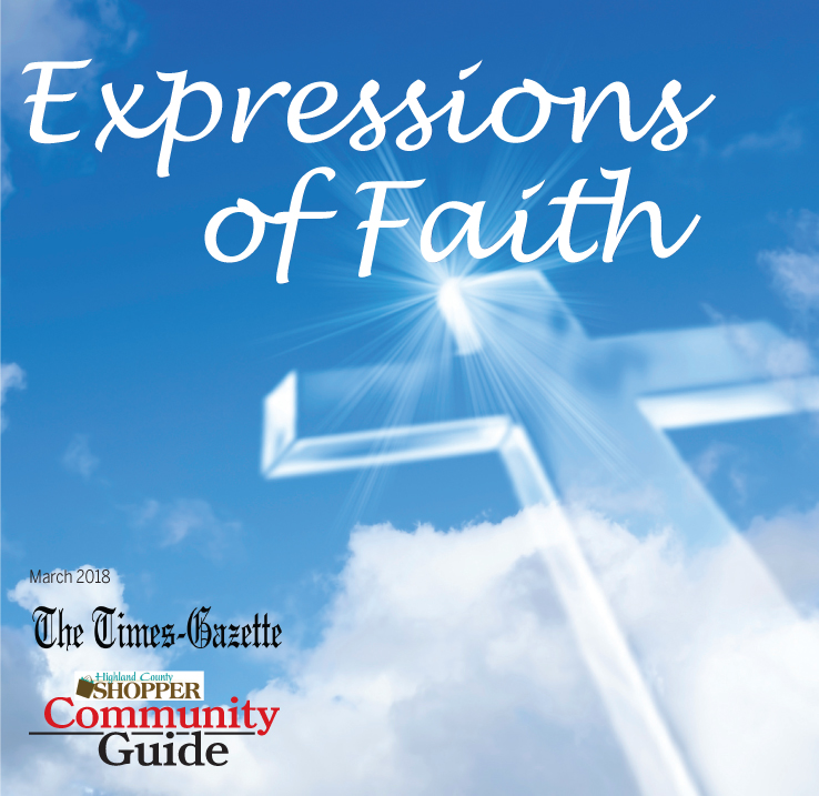 Expressions of Faith 2018