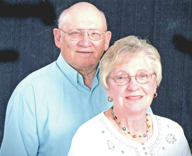 Eldon and Julia Eselgroth will celebrate their 60th wedding anniversary on April 2.