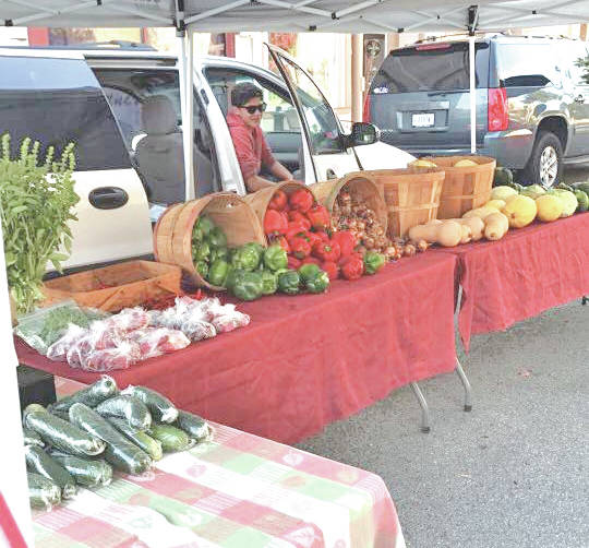 The Greenfield Farmer's Market located at 1355 Jefferson St. will hold its grand opening Thursday, June 7 from 4-7 p.m.