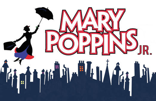 "Fifty-five children from five area counties will perform June 29 to July 1 during a ""Mary Poppins Jr."" production at the Paxton Theatre in Bainbridge."