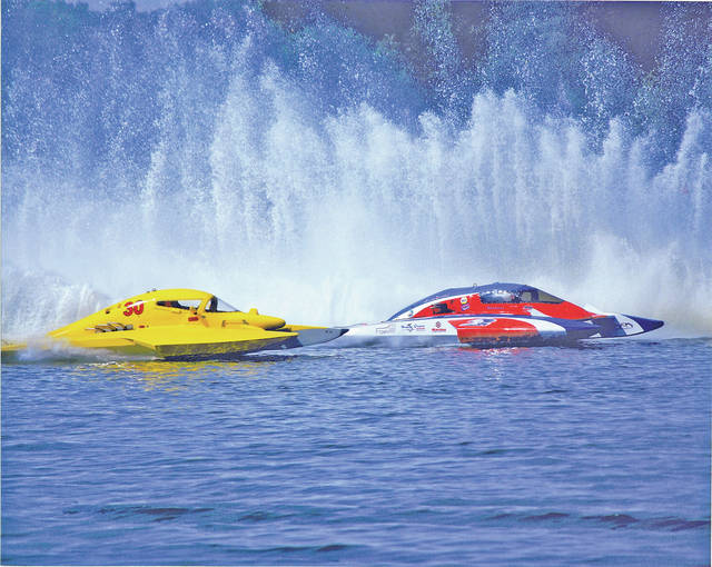 High-speed boat races will return to Rocky Fork Lake this year for the first time since 2014.