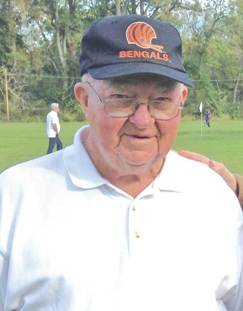 A 90th birthday celebration will be held for Jack Walker will be held Sunday, Aug. 5. The open house will be held at the Prospect United Methodist Church, 8859 E. Prospect Rd., Hillsboro from 11:30 a.m. to 3 p.m. All are welcome to join and help the family celebrate Jack's 90th. Birthday cake will be serve. No gifts are requested.