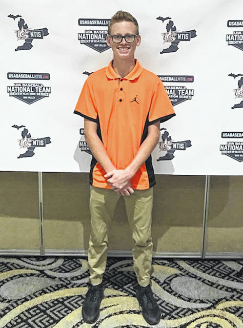 Local teen Alex Boles, pictured above, was recently one of 18 Ohio region teens selected to travel to Cary, NC to participate in NTIS Champions Cup with the possibility of being selected as a member of the 2019 15u national team.