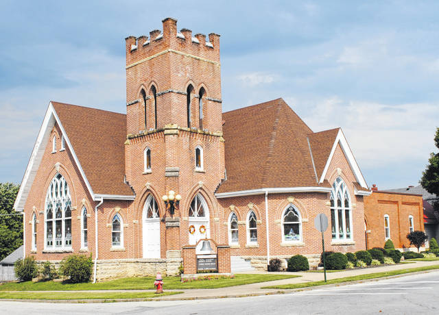 The Hillsboro First Baptist will celebrate its 175th anniversary on Sept. 30.