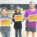 L-CMS Students of the Month