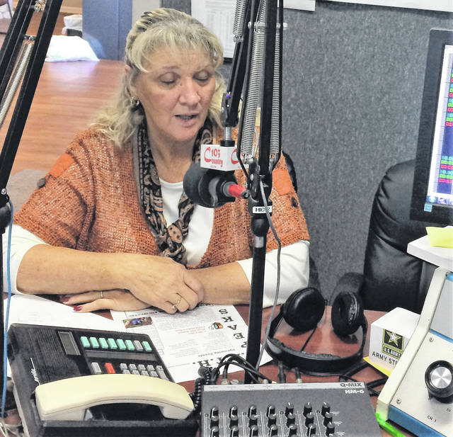 On the air, SATH Executive Director Linda Allen hopes to bring greater awareness of what her organization can do to help those with special needs children.