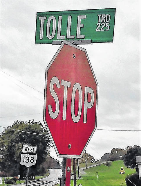Tolle Road will see major reconstruction on both the SR 138 and U.S.Route 50 ends in the summer of 2019.