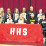 Hillsboro's Meyers signs to play Women's soccer at Ohio Dominican University