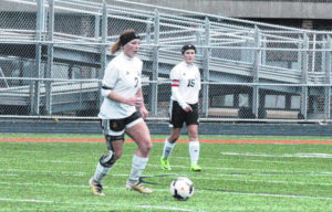 Lynchburg-Clay graduate and UC Clermont freshman Angela McLaughlin helps Lady Cougars soccer to USCAA D II Womens soccer national title