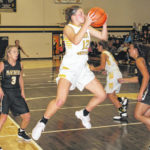 Lynchburg-Clay ladies beat Fairfield to improve to 2-0