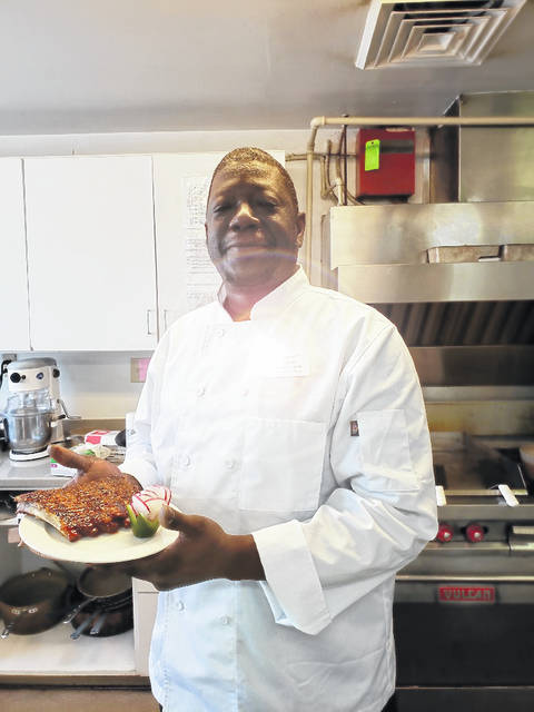 Steven Taylor, the chef at Bells Gardens Place Assisted Living in Hillsboro, recently won first place for his barbecue ribs recipe in an Enlivant Company contest.