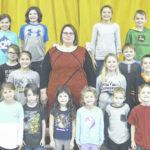 L-C Elementary December Students of the Month