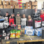 Fairfield FFA helps brighten Christmas for two families