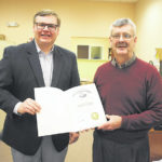 Governor recognizes T-G's 200th
