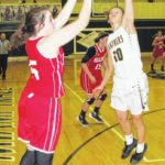 Hillsboro ladies unable to keep up with Miami Trace