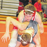 Hillsboro wrestlers no match for Miami Trace on the mat