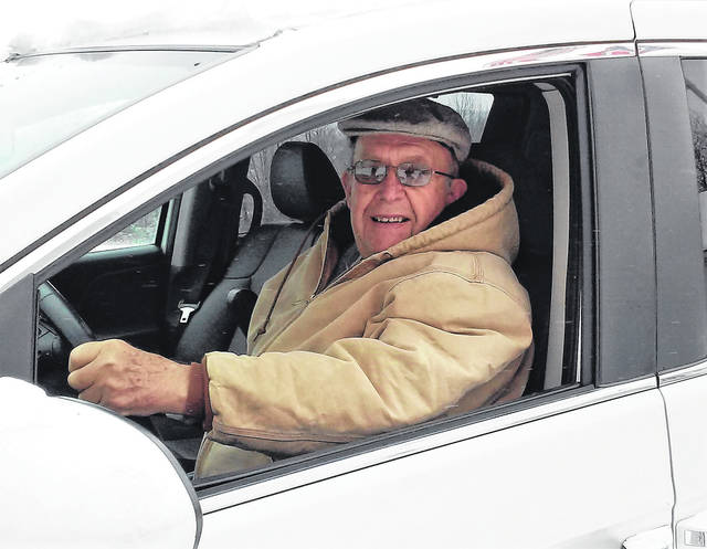 Jim Georges of Hillsboro will celebrate his 81st birthday in March, but that doesn't keep him from being a volunteer driver with the American Cancer Society's Road to Recovery program. The free service pairs up volunteer drivers with local cancer patients who need transportation to and from clinics and hospitals for radiation and chemo therapy treatment.