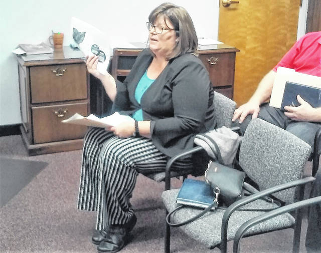Julia Wise, executive director of the Highland County Community Action Organization, told commissioners at their Monday morning meeting that poverty was increasing in Highland County due to several factors, and outlined how her office is combatting it.