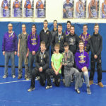 McClain takes second at Washington Court House Tournament Saturday
