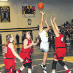 Lynchburg-Clay ladies lose at home to Eastern 42-41