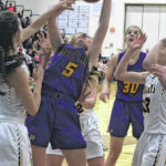 McClain girls basketball season comes to end with 41-21 Sectional Final loss to Miami Trace