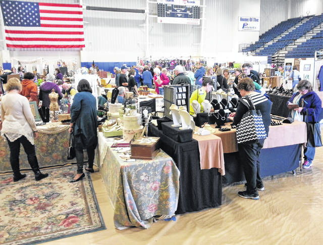 The Cabin Fever Arts Festival will return the Southern State Community College Patriot Center in Hillsboro on March 9.