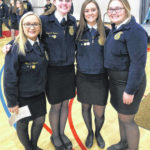 Highland County FFA members attend Ag is Everyone's Business