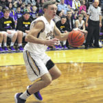 McClain boys close out regular season with home win over Washington 39-38