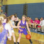McClain Lady Tigers can't beat Washington lose 50-32, fall short of FAC title