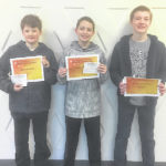 LCMS Students of the Month