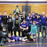 McClain wrestling wins home Duals with 4-0 sweep