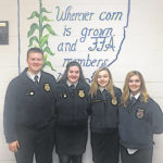Three advance to district competition