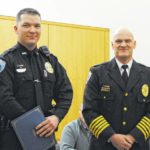 Hillsboro police officer honored for stopping suicide
