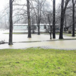 Flooding threatens area homes and roadways