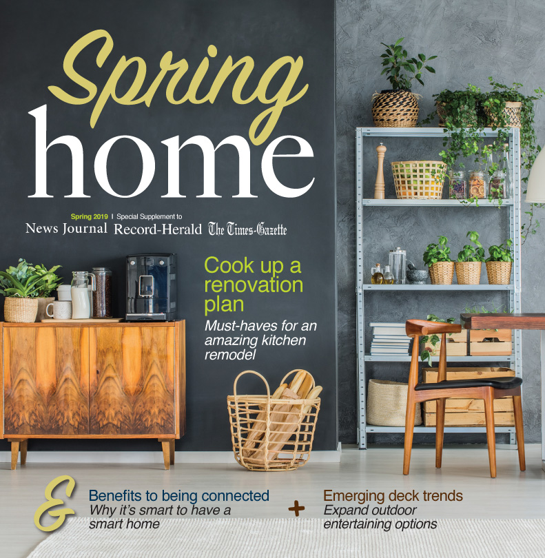 Spring Home 2019
