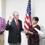 Fawley sworn in for 8th term as county auditor