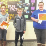 LCMS March Students of the Month