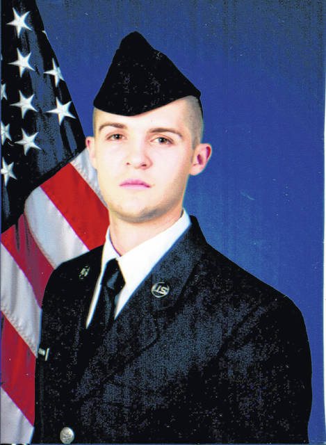 Noah Richmond recently graduated from U.S. Air Force Basic Training.