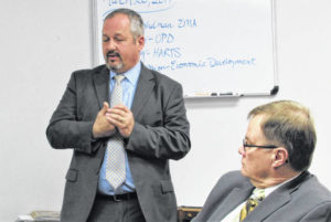 County meets with state public defender, county EMA