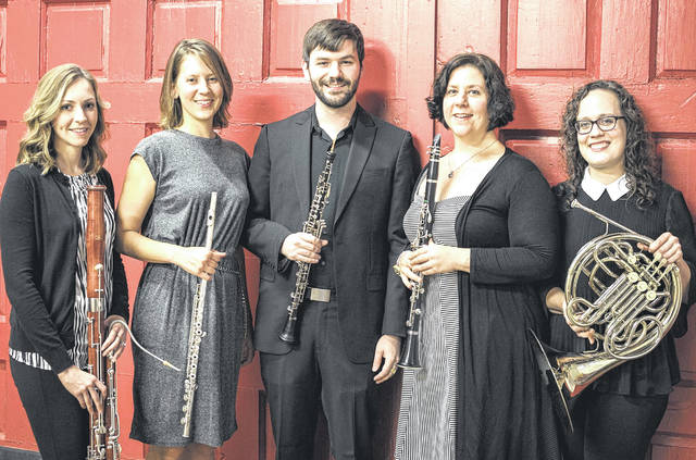 The Wayside Winds will perform at the St.Mary's Episcopal Church on Sunday, April 28.