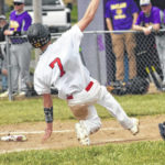 Fairfield Baseball unable to contain Williamsburg in 13-9 home loss